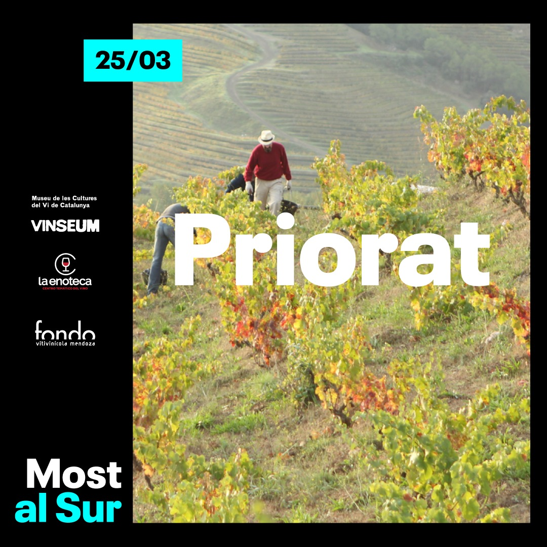 Priorat en Most al Sur