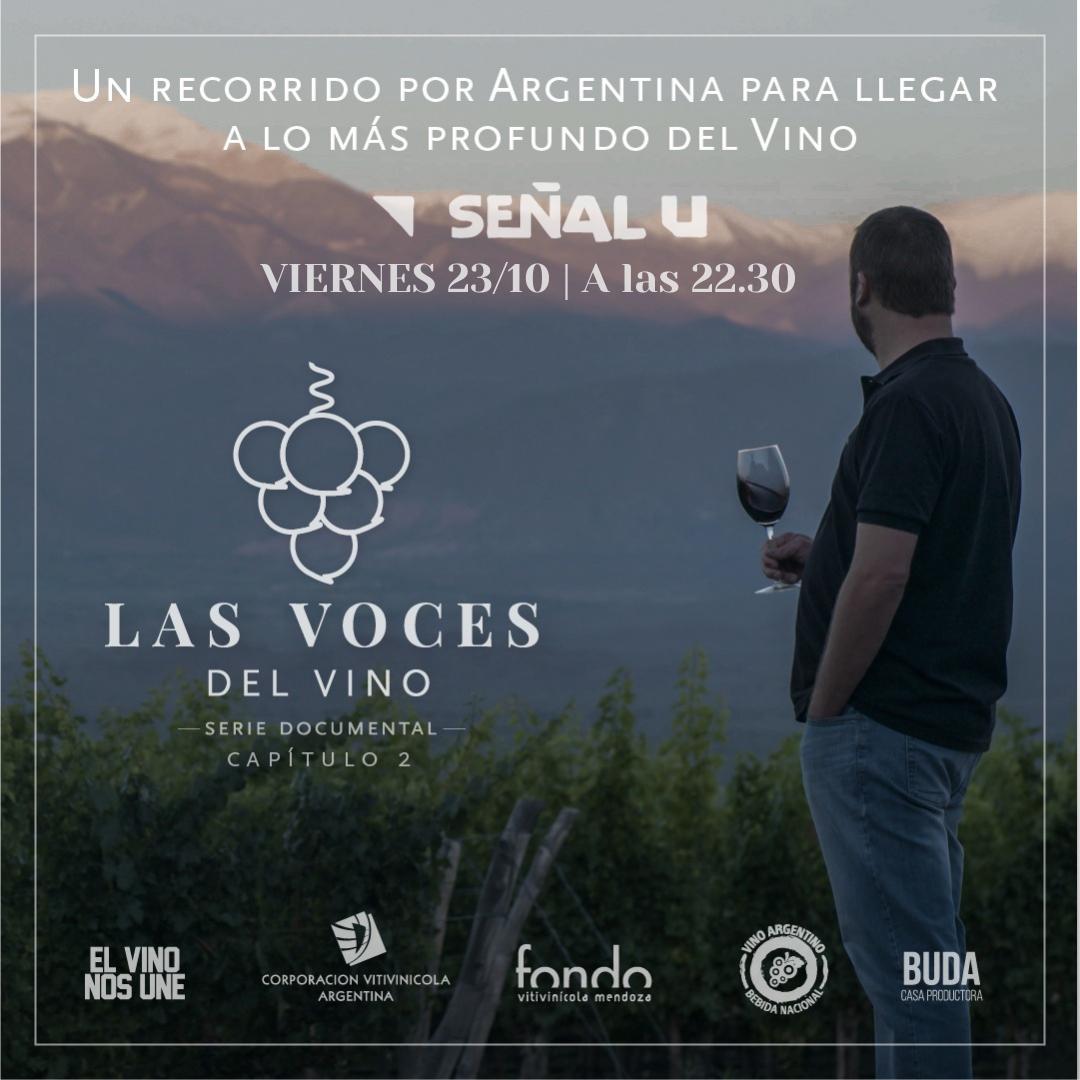 las voces del vino documental